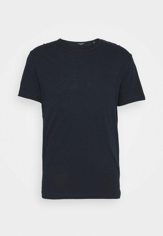 JPRBLUVANCE - T-shirt basic - peacoat