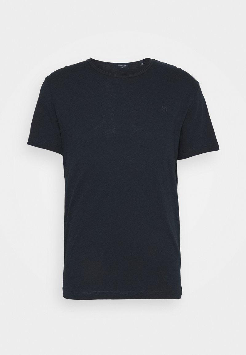 Jack & Jones PREMIUM - JPRBLUVANCE - T-shirt - bas - peacoat