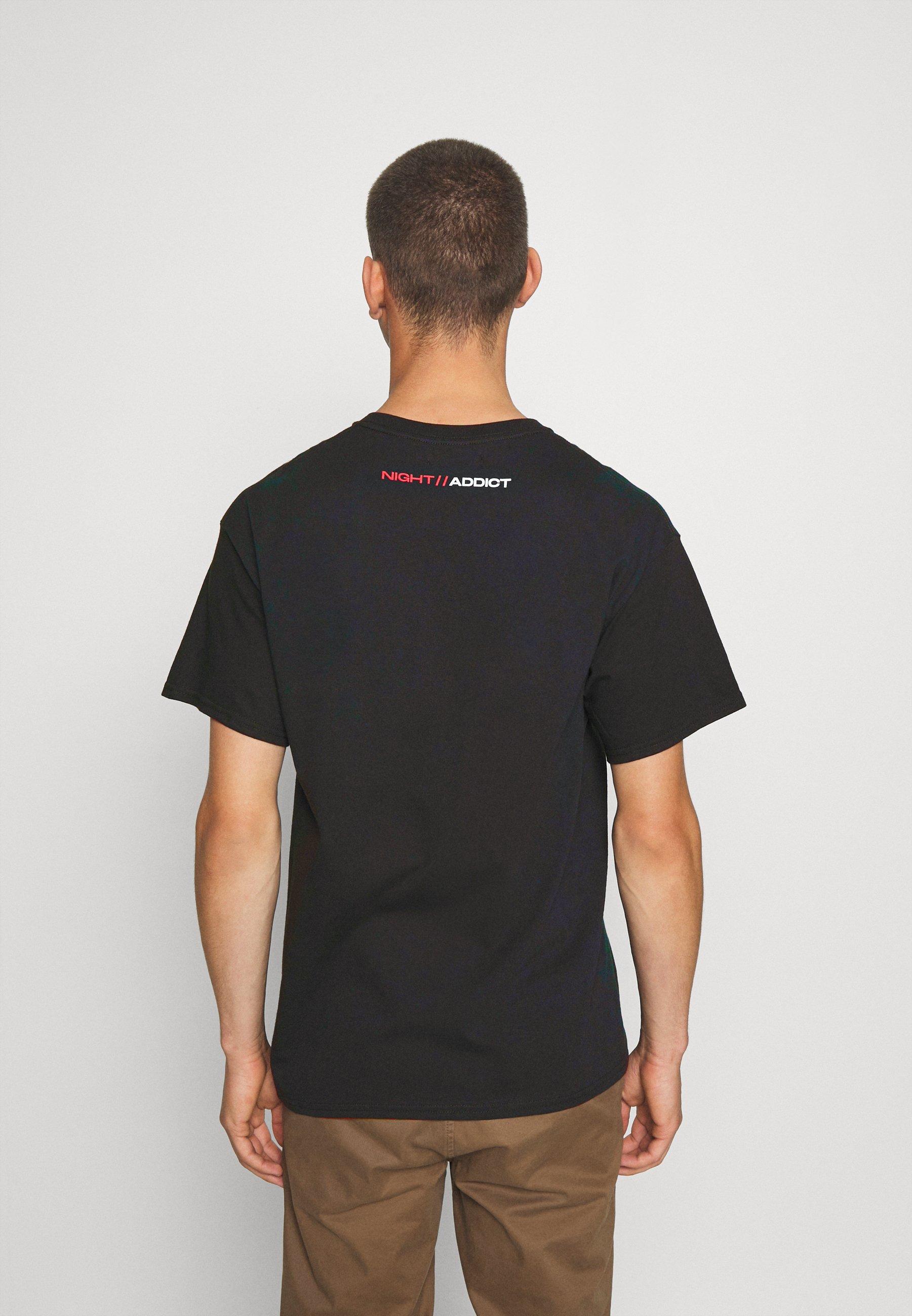 Men BURNINGIDEA - Print T-shirt