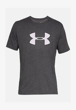Camiseta estampada - charcoal medium heather
