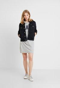 GAP - ARCH TEE - Jersey dress - light heather grey - 1