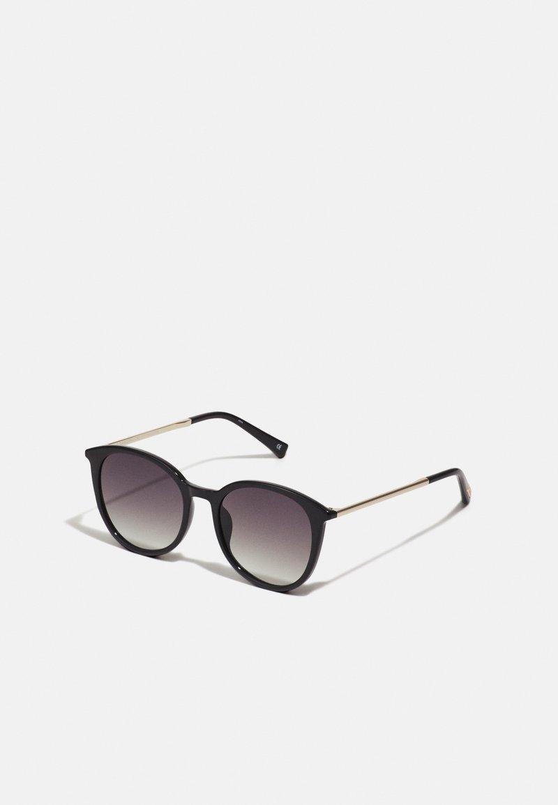 Le Specs - LE DANZING - Sunglasses - black/gold-coloured