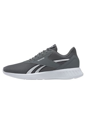LITE  - Neutral running shoes - cdgry6/white/black