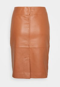 2nd Day - CECILIA - Pouzdrová sukně - mocha bisque - 1