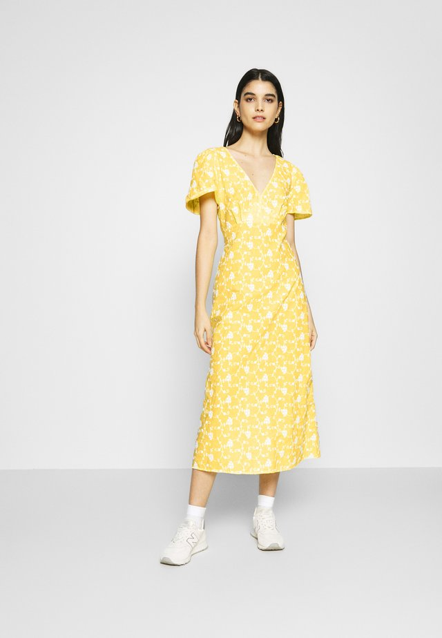 LILYBELLE DRESS - Vestito estivo - yellow