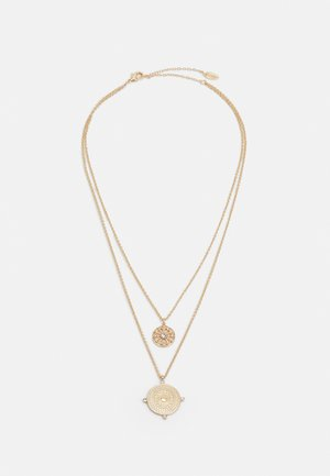 WIN SHAMEN DOUBLE CO - Necklace - gold