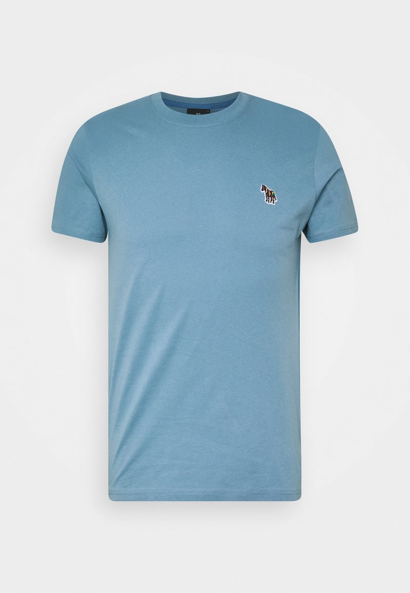 PS Paul Smith - ZEBRA - T-shirts basic - light blue