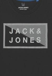 Jack & Jones Junior - JCOSHAWN CREW NECK 3 PACK - Print T-shirt - navy blazer - 3