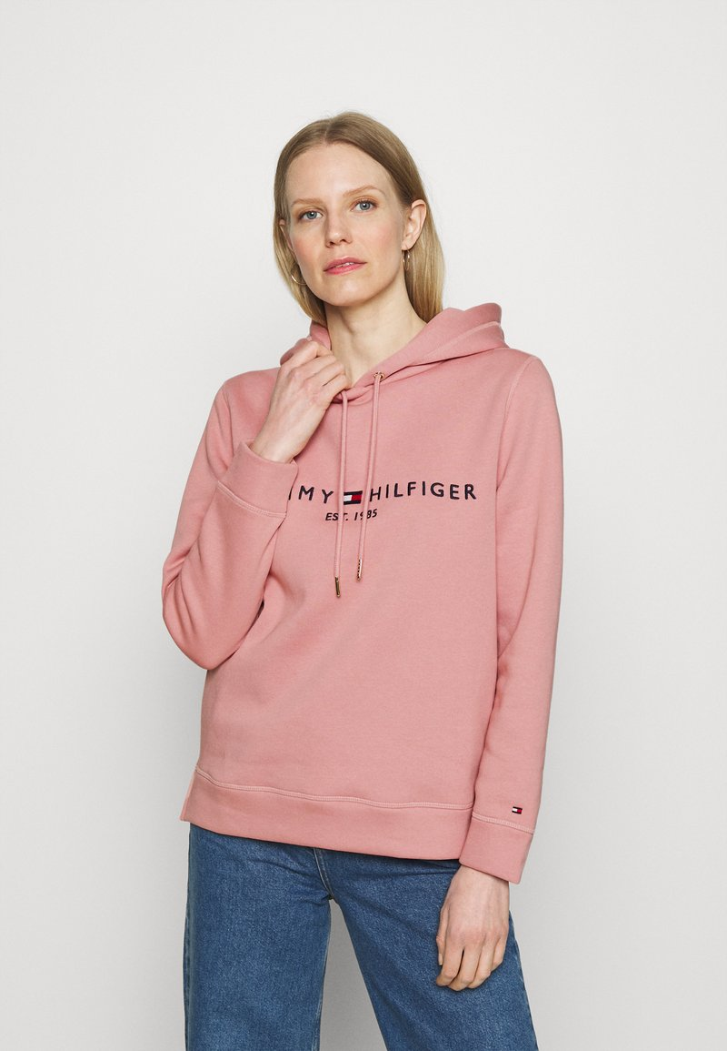 Tommy Hilfiger - HOODIE - Sweat à capuche - soothing pink