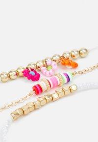 Fire & Glory - FGBLOOM BRACELET 3 PACK - Bracelet - gold-coloured/multi - 2
