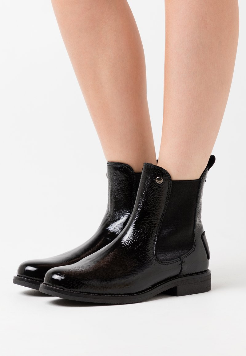 Panama Jack - GILLIAN IGLOO - Classic ankle boots - black
