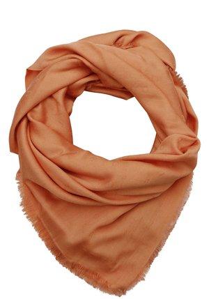Foulard - orange - rot