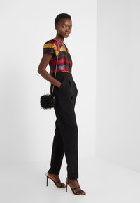 Three Floor - BOURDIN JUMPSUIT - Overall / Jumpsuit /Buksedragter - scarlet red / navy / gold / black - 1