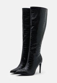 Even&Odd - High Heel Stiefel - black - 2