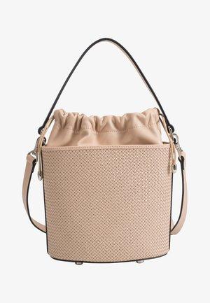 ALLA PUGACHOVA - Handbag - blush