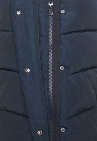 TOM TAILOR - WINTERLY PUFFER COAT - Winter coat - sky captain blue - 2