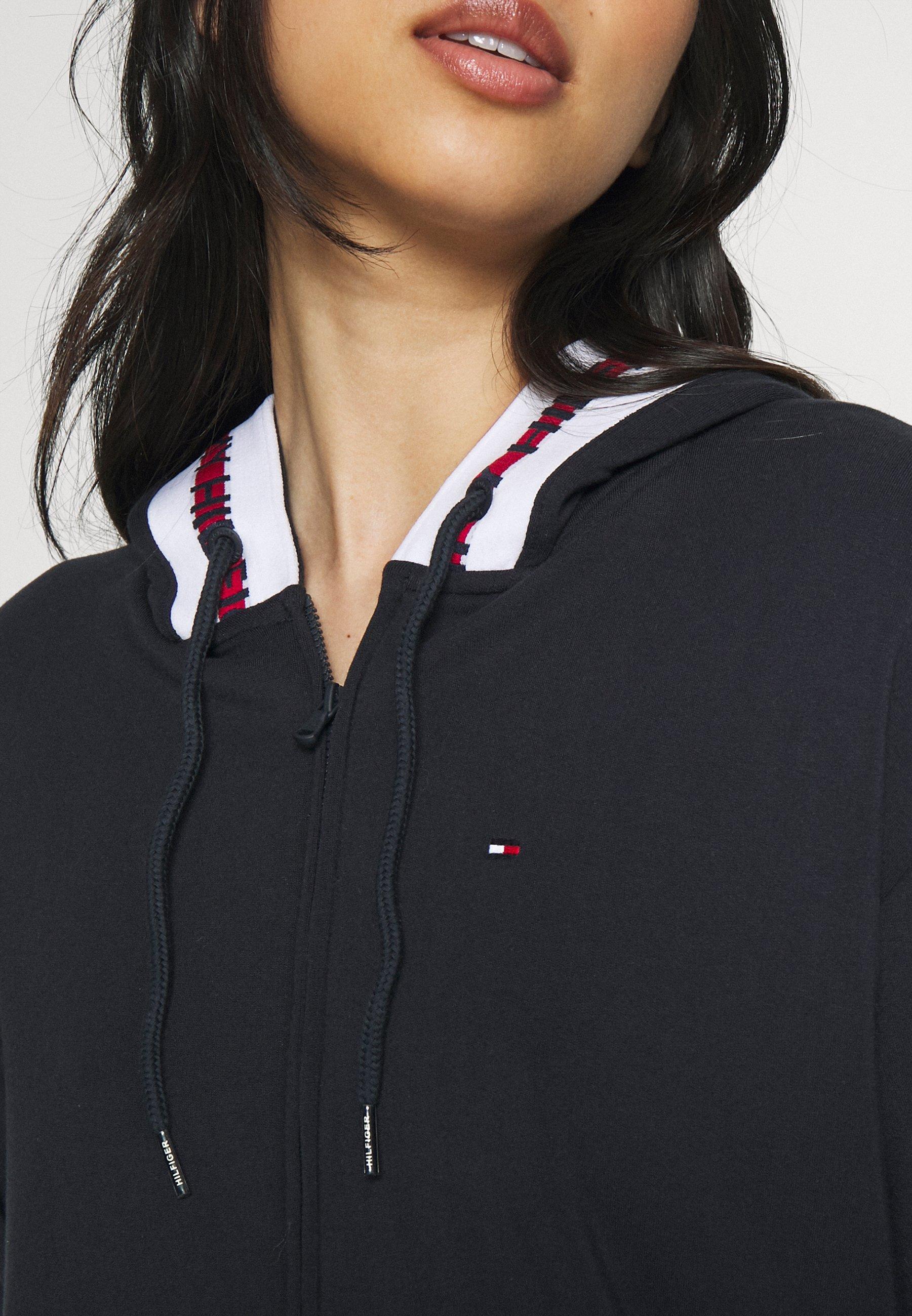 Women NATURE TECH HOODIE - Pyjama top