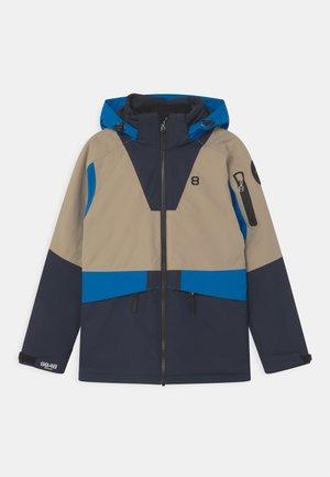 THORENS UNISEX - Ski jacket - navy