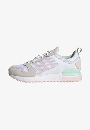 ZX - Trainers - ftwr white icey pink f ice mint