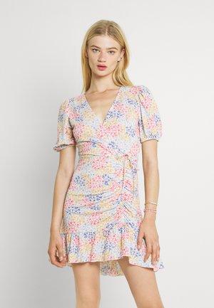 MAYA DRESS - Jersey dress - multi-coloured