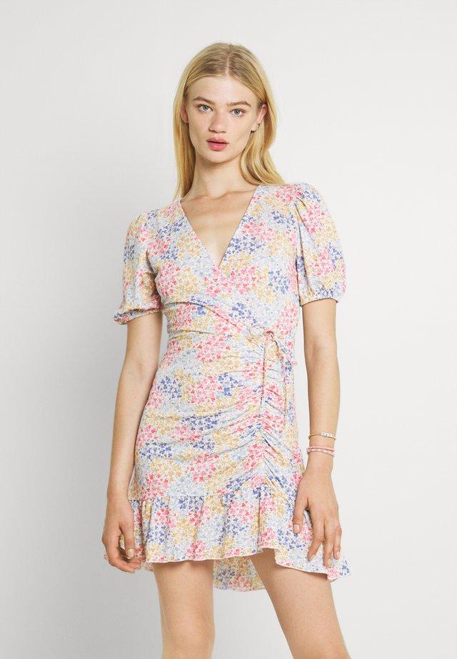 MAYA DRESS - Sukienka z dżerseju - multi-coloured