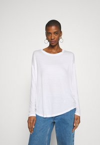 GAP - LUXE - Long sleeved top - white - 0