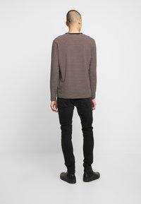Scotch & Soda - SKIM  - Slim fit jeans - black out - 2