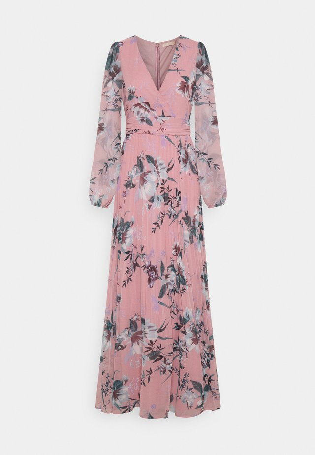IN LOVE WRAP GOWN - Maxi dress - multicoloured