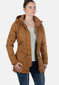 Desires - PARKA ANNABELLE - Winter coat - cinnamon - 2