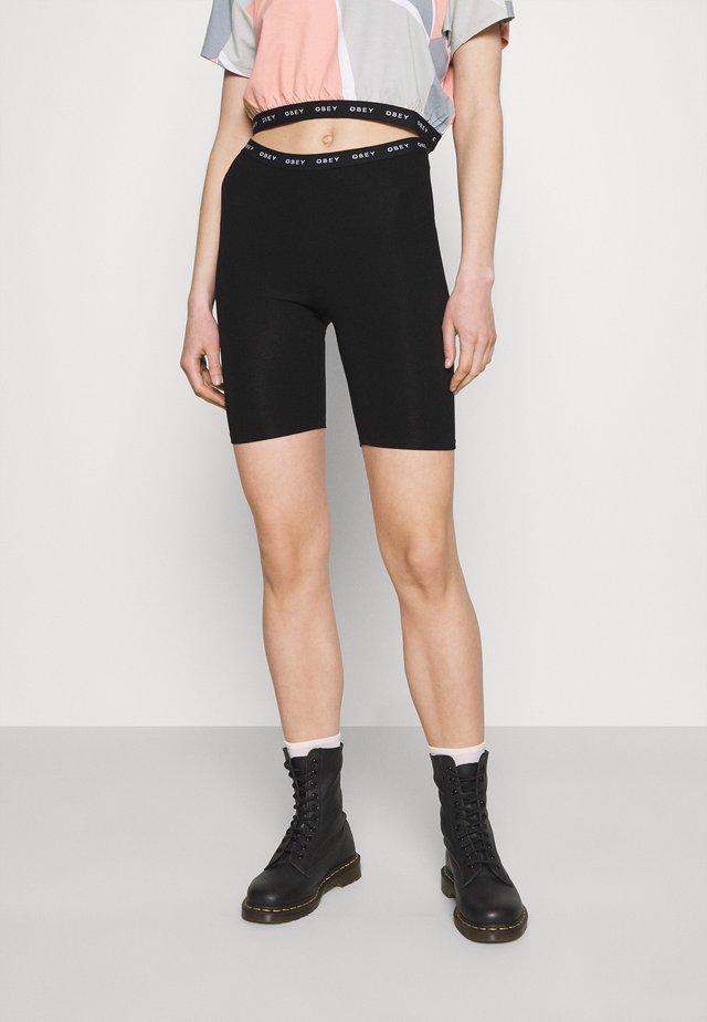 GLEN ASPEN - Shorts - black