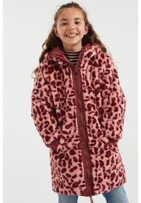 WE Fashion - Winter coat - old rose - 0