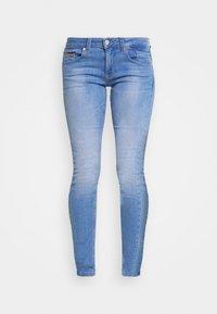SCARLET - Jeans Skinny - maldive light blue