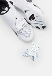 Nike Performance - SUPERREP CYCLE - Cycling shoes - white/black - 5