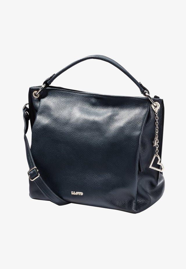 HOBO - Handbag - blau