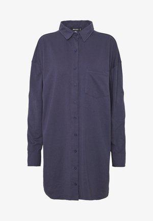 CODE CREATE BACK  DRESS - Jerseykjole - navy