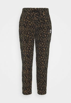 BIG BEAR PANTS - Kangashousut - brown