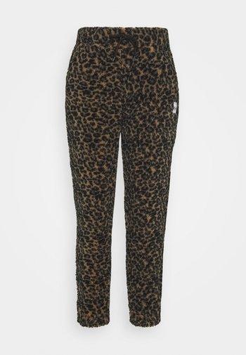 BIG BEAR PANTS - Kalhoty - brown