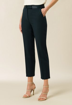 Pantalon classique - bottle green