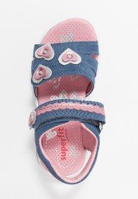 Superfit - EMILY - Sandals - blau - 1