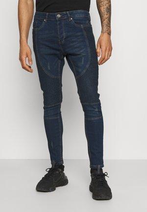 BOND - Jeans Skinny Fit - dark blue wash