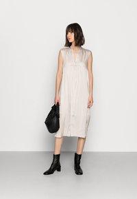 DAY Birger et Mikkelsen - DAY IMPRESS - Day dress - ivory - 1