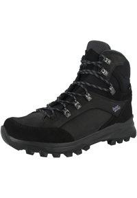 Hanwag - BANKS  - Hiking shoes - black/asphalt - 2