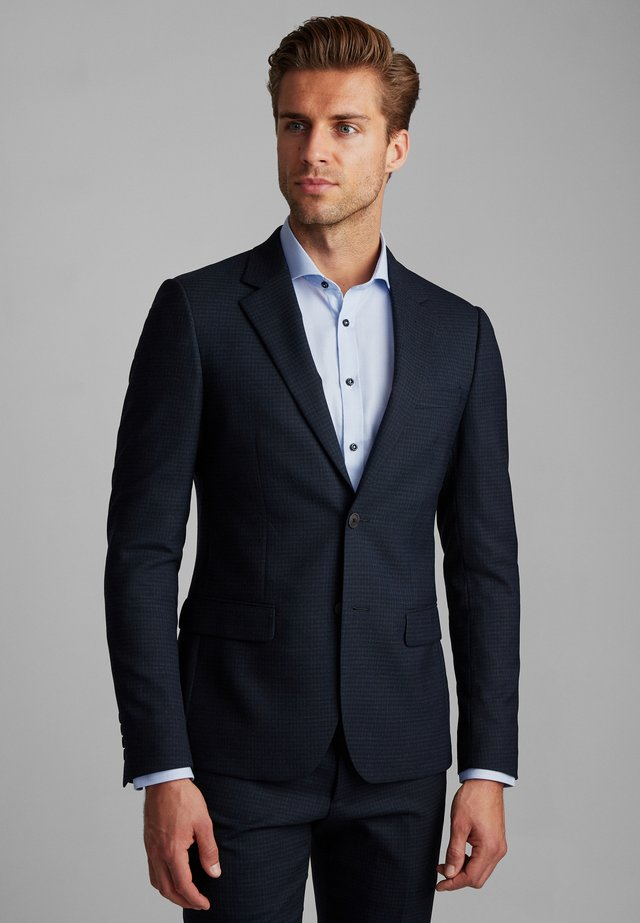 SUIT BS TOULOUSE SLIM - Kostuum - dark blue