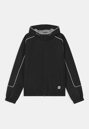 WINDBREAKER - Lehká bunda - black