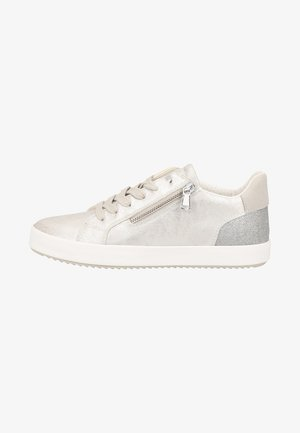 D BLOMIEE A - Sneakers laag - silver