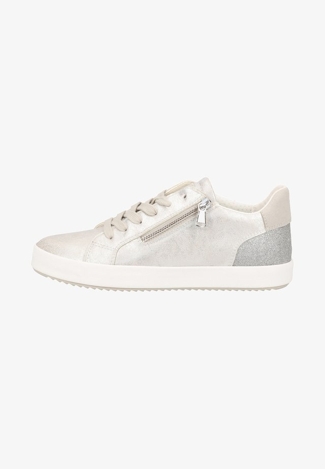 D BLOMIEE A - Sneakers basse - silver