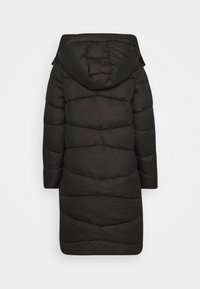 TOM TAILOR - Winter coat - deep black - 1
