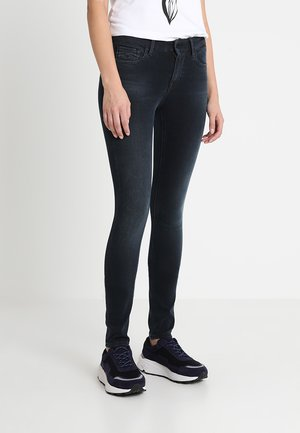 LUZ HYPERFLEX  - Jeans Skinny Fit - black denim