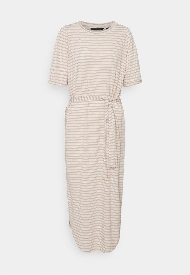 VMALONA CALF DRESS - Sukienka z dżerseju - white