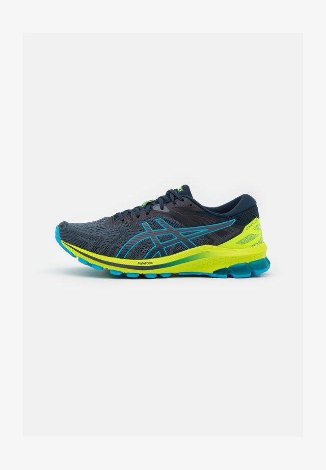 GT-1000 10 - Stabilty running shoes - french blue/digital aqua
